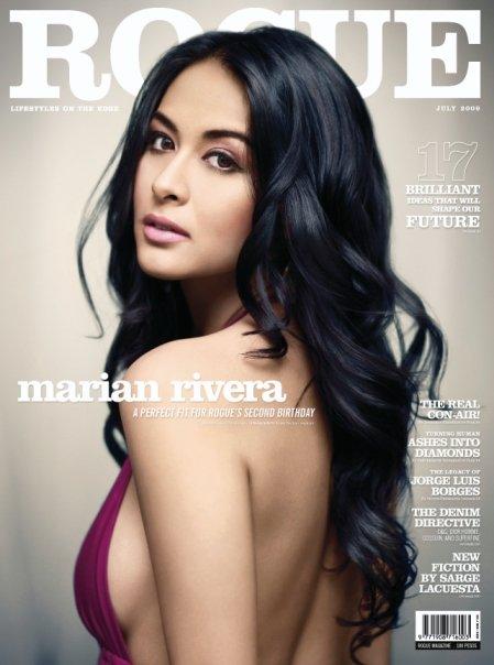 Rogue-Marian Rivera July09